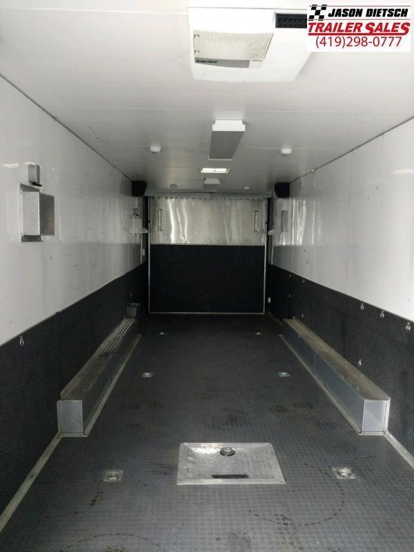 2009 Spirit 8.5X32 Car/Racing Trailer #0500