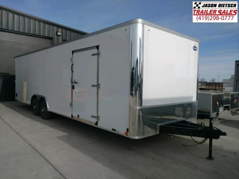 2020 United XLT 8.5X28 Car/Race Trailer