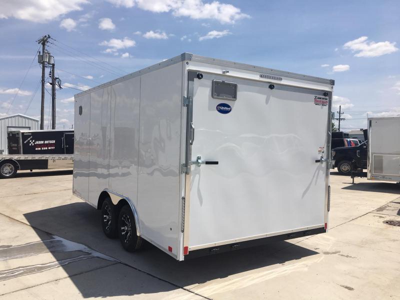2019 United XLTV 8.5x19 Cargo-Car/Racing Trailer
