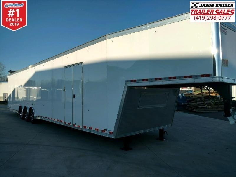 2020 United 8.5x48 Car/Race Trailer