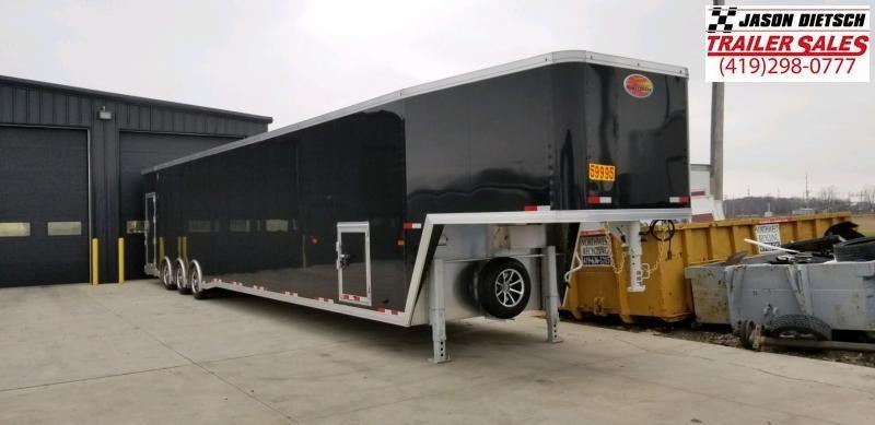 2020 Sundowner 8.5x48 Car/Racing Trailer
