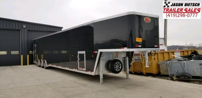 2020 Sundowner 8.5x48 Car/Racing Trailer