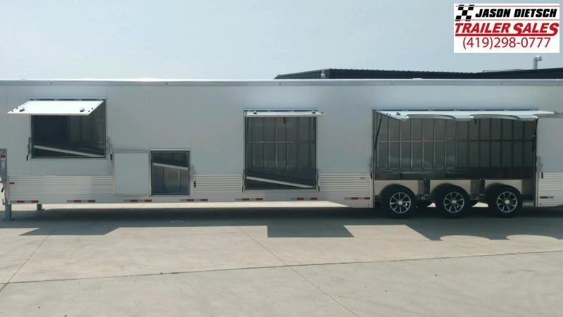2020 Sundowner Trailers 8x53 Enclosed Cargo Trailer.... STOCK# SD-CA3758