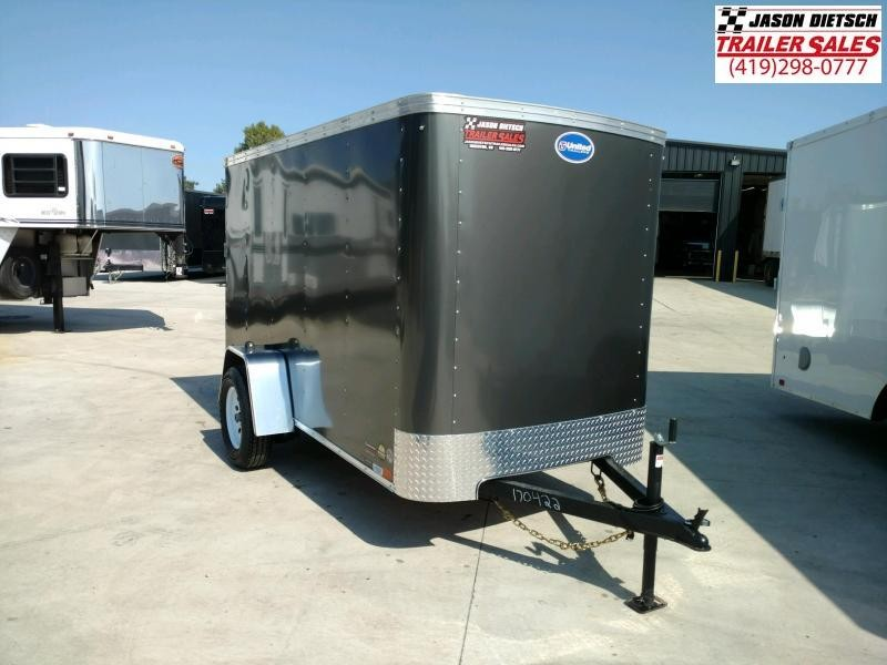 2020 United XLE 5X10 Enclosed Cargo TRAILER....Stock# UN-170805