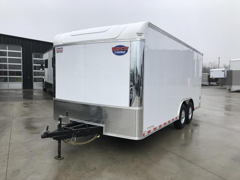 2020 United UXT 8.5X18 Enclosed Cargo Trailer