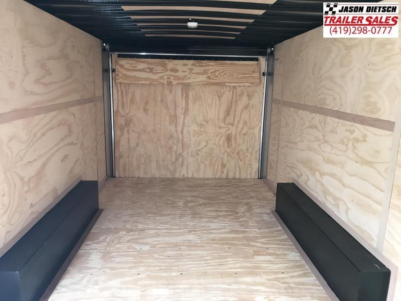 2020 United UXT 8.5X18 Enclosed Cargo Trailer