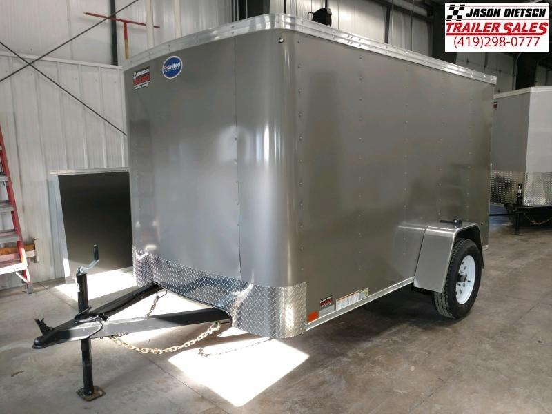 2020 United XLE 6X10 Cargo Trailer