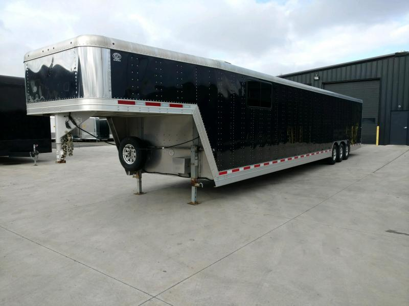 2013 Featherlite 8.5X48 Wide Body Car/Race Trailer