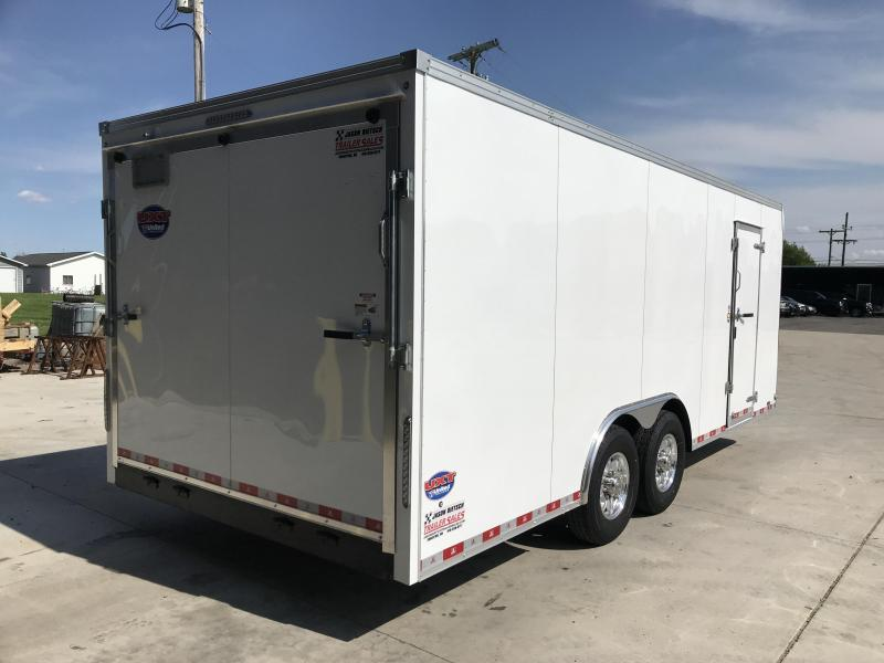 2020 United UXT 8.5x20 Car/Race Trailer