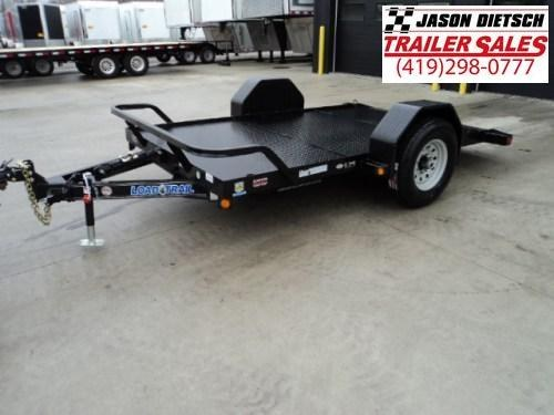 2020 Load Trail SH 77X12 Single Axle Scissor Hauler....Stock# LT-203148
