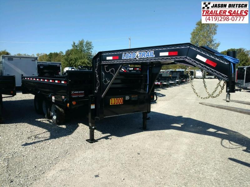 2019 Load Trail 96X16 Deck Over Dump Trailer