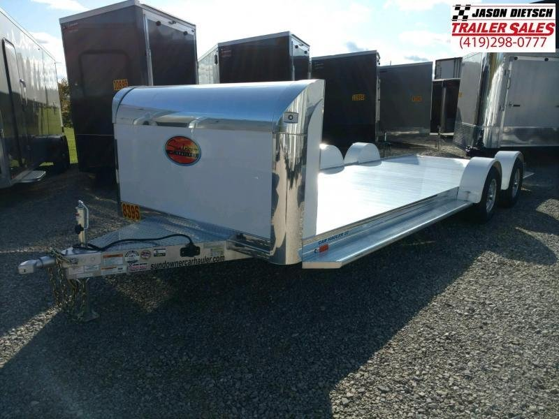 2020 Sundowner 6.9X22 Open Car Hauler