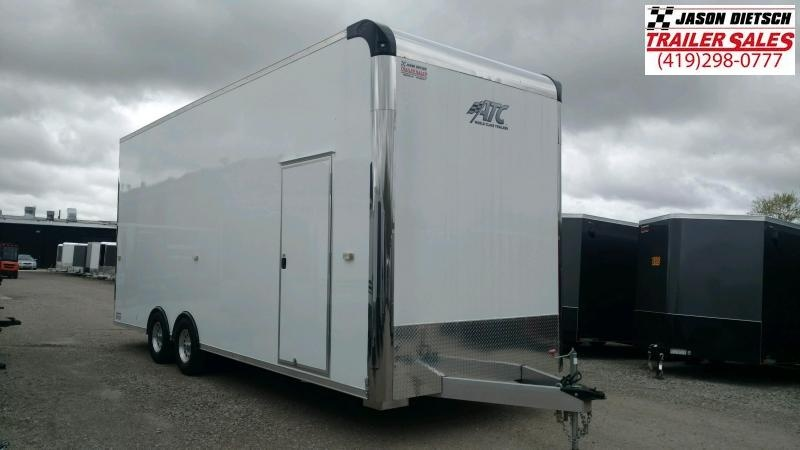 2018 ATC Ravan 8.5X24 Car/Race Trailer Extra Height