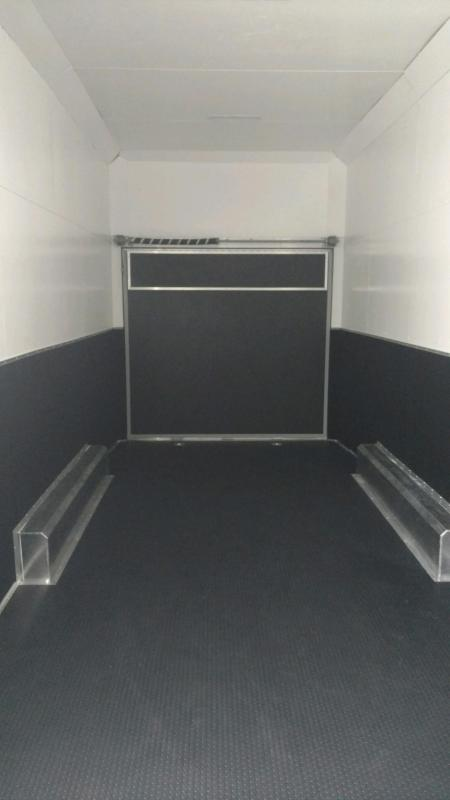 2018 ATC Ravan 8.5X24 Car/Race Trailer Extra Height