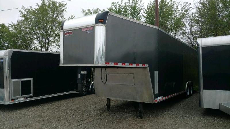 """2012 United UXGN 8.5X36 Car/Race Trailer 12"""" Extra Height"""