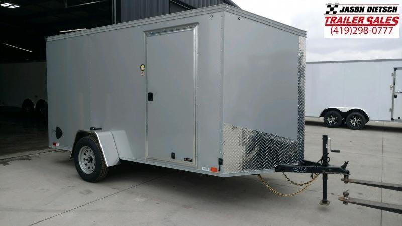 2020 United XLV 6X12 V-Nose Cargo Trailer