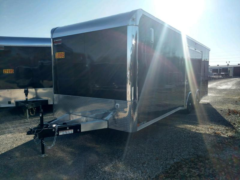 2020 Legend Trail Master 8.5X24 Car/Race Trailer Extra Height