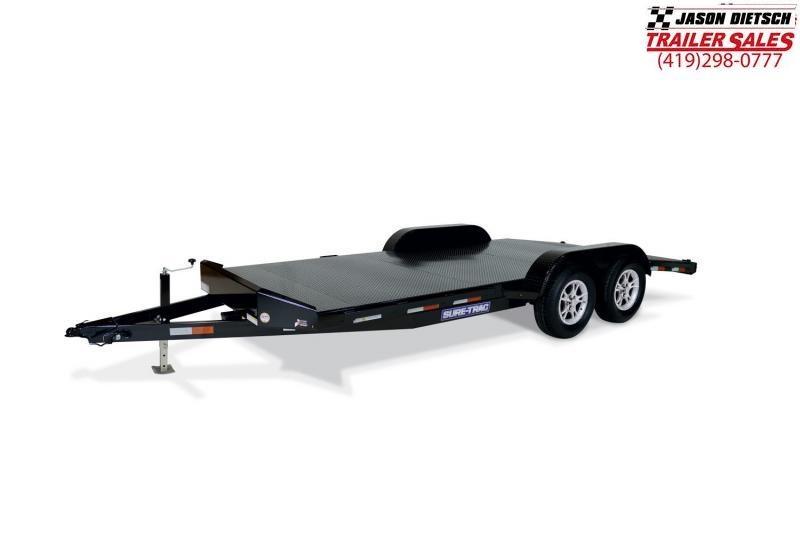 2020 Sure-Trac 10K 7x20  Equipment/Car Trailer