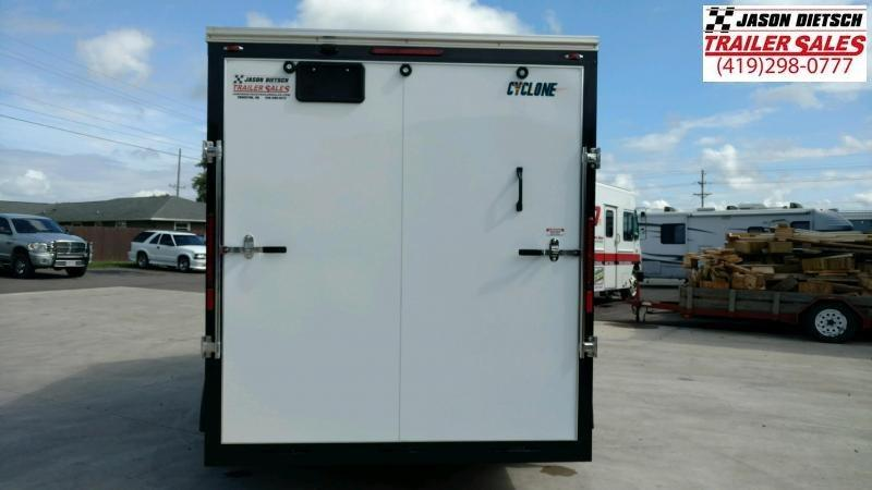 "2020 Legend STV 7X16 Cargo Trailer 6"" Extra Height"