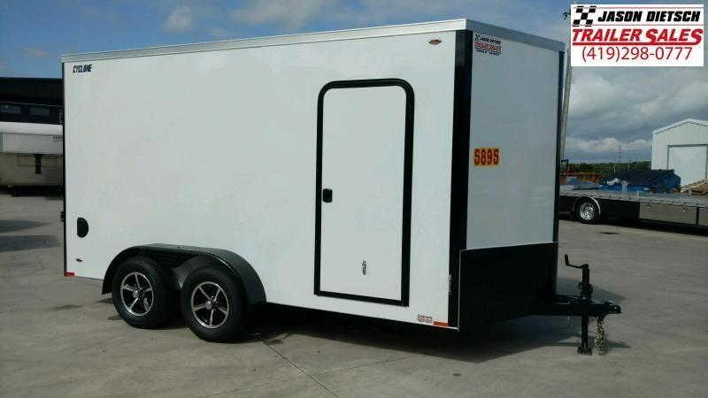 2020 Legend Manufacturing 7X16 STV Enclosed Cargo Trailer....STOCK# LG-317535