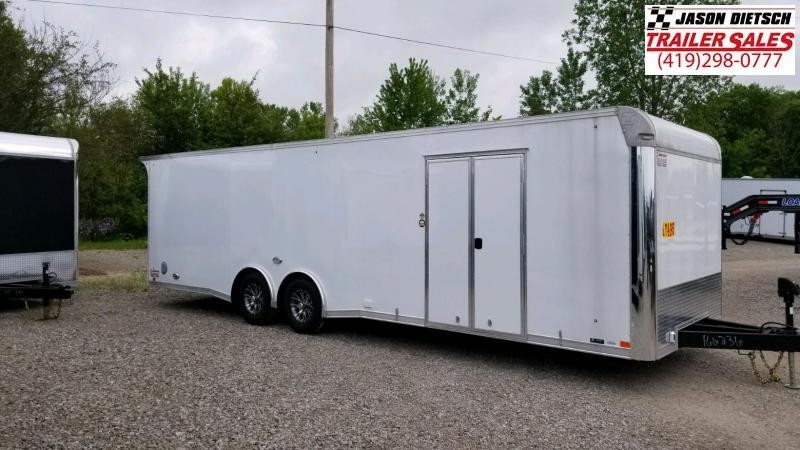 2019 United GEN4 8.5x28 Car/Race Trailer