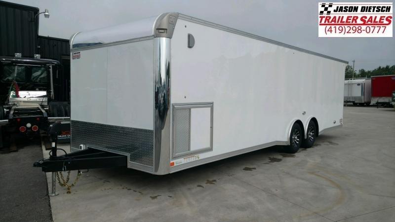 2019 United GEN4 8.5x28 Cargo-Car/Race Trailer
