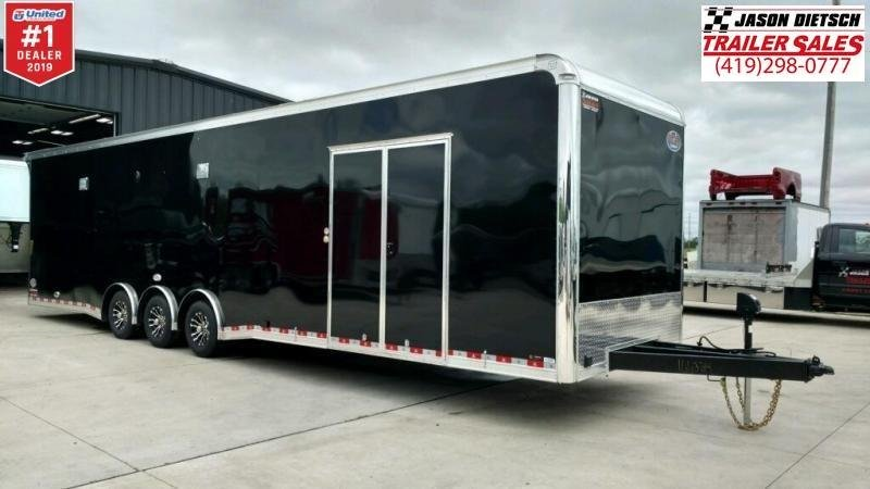 2020 United 8.5X34 Car/Race Trailer Extra Height