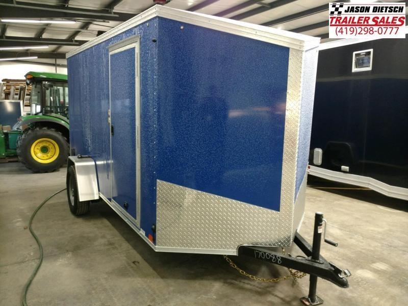 2020 United XLV 6X12 Slant/V-Nose Cargo Trailer
