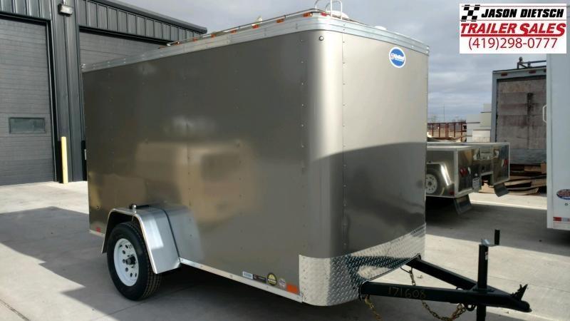 2020 United XLE 5X10 Cargo Trailer