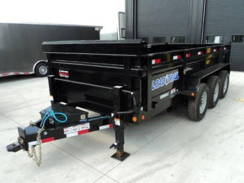 2020 Load Trail DT 83x16 Triple Axle Dump Trailer....Stock#LT-195115