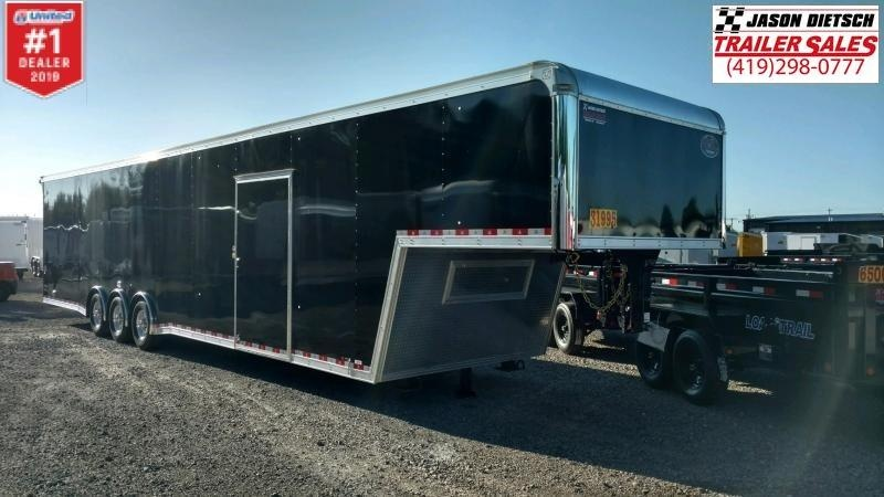2019 United *Super Hauler* 8.5X44 Car/Race Trailer Extra Height