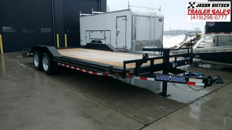 2020 Load Trail 102X22 Tandem Axle Carhauler....STOCK# LT-205252