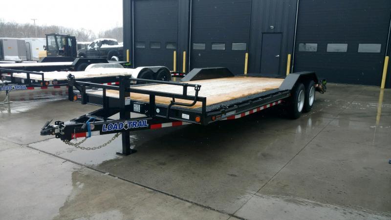 2020 Load Trail 102X22 Tandem Axle Carhauler....STOCK# LT-205252