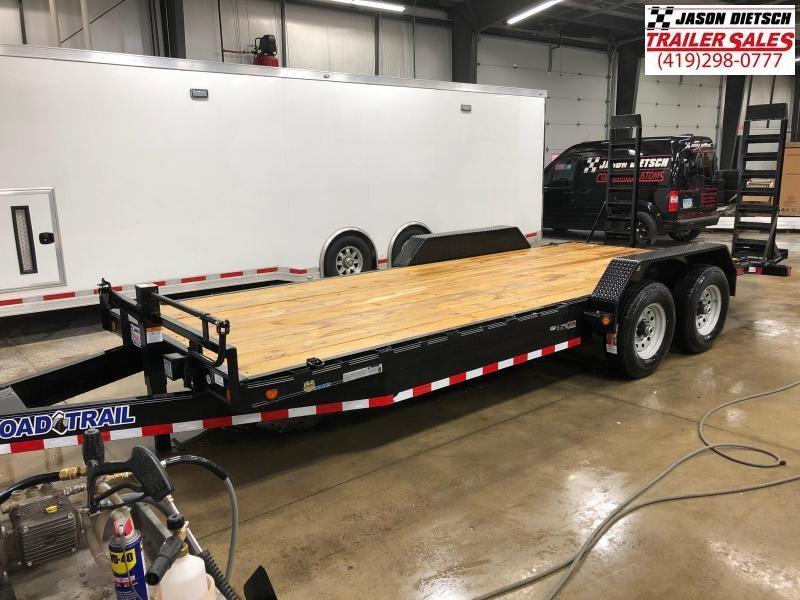 2019 Load Trail 83X20 Open Equipment/Car Trailer