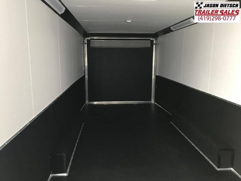 2020 United XLT 8.5X28 Car/Race Trailer Extra Height