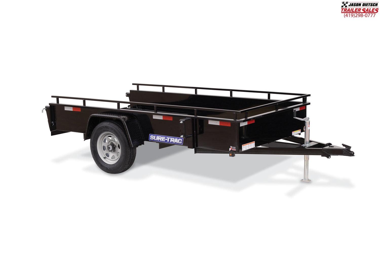 2020 Sure-Trac 6x12 Steel High Side 3k Idler