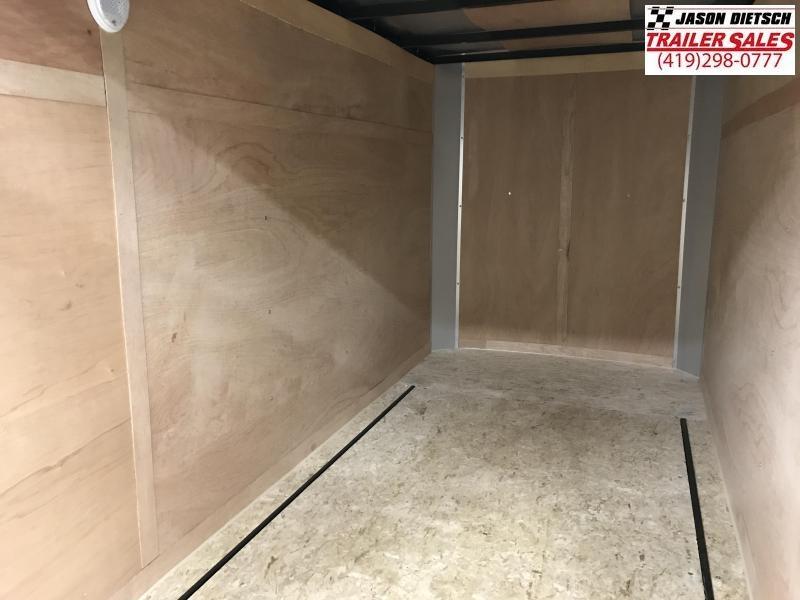 2020 United XLE 5X10 Enclosed Cargo TRAILER....Stock# UN-170633