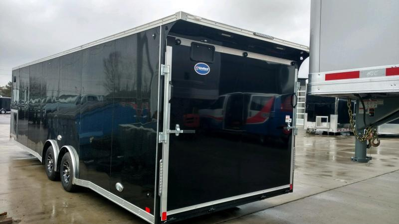 2020 United Trailers XLT 8.5X28 Car / Racing Trailer....STOCK# UN-166483