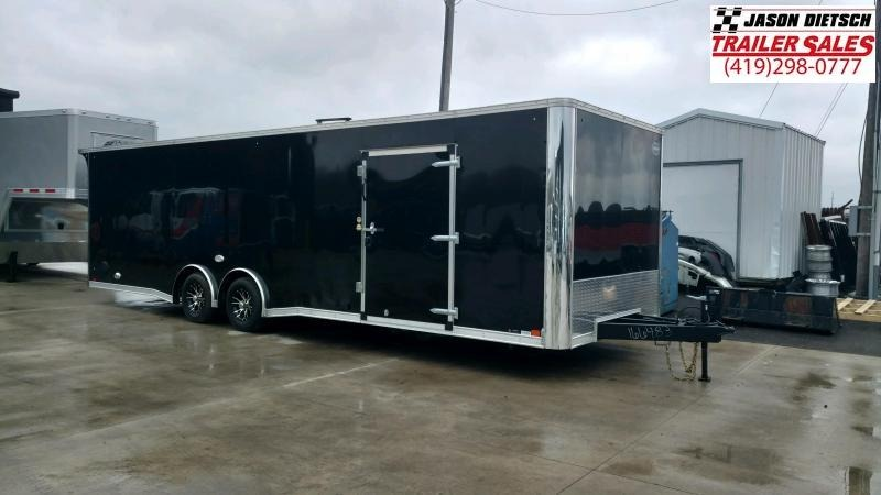 2020 United Trailers XLT 8.5X28 Car / Racing Trailer....STOCK# UN-166483