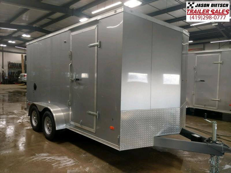 2020 HAUL ABOUT 7x14 Slant/V-Nose Cargo Trailer