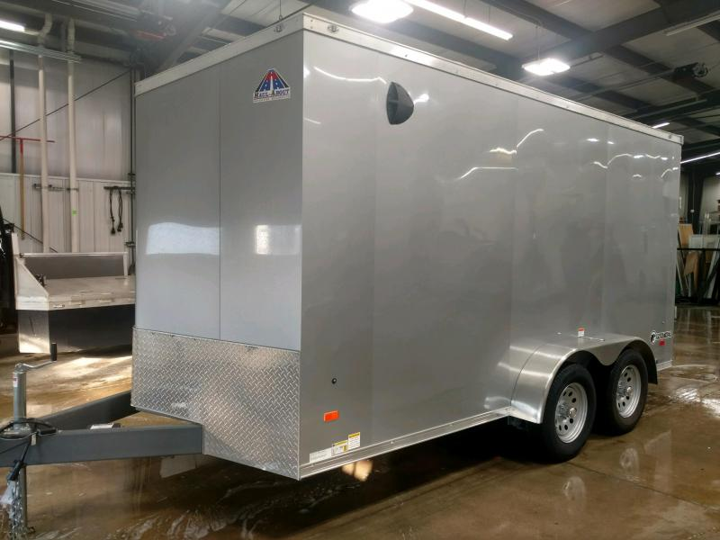 2020 HAUL ABOUT 7x14 V-Nose Cargo Trailer