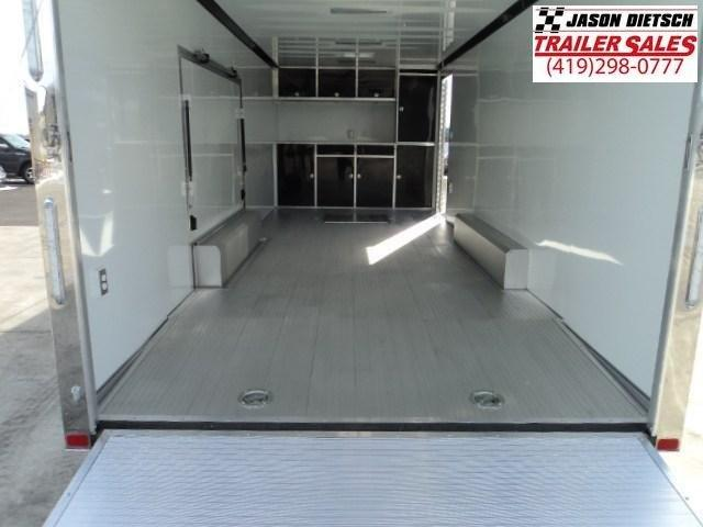 2019 ATC All Aluminum 8.5X24 Car Hauler Xtra Height...#217835