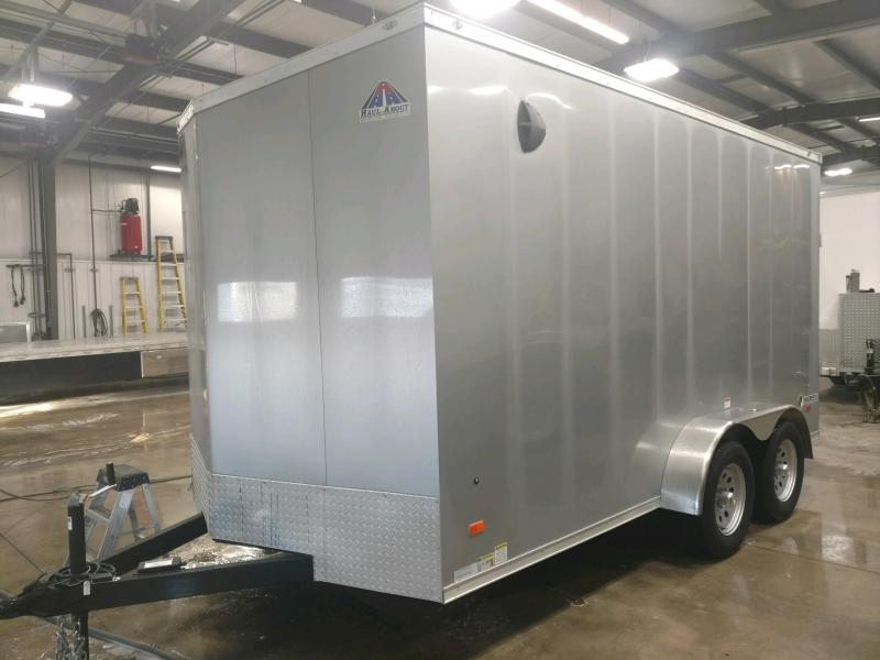 2020 HAUL ABOUT 7x14 V-Nose Cargo Trailer Extra Height
