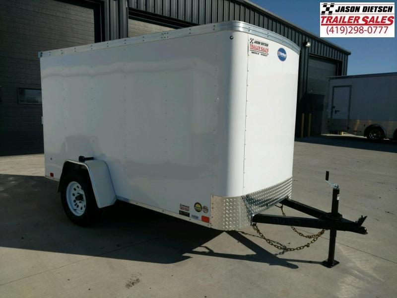 2020 United XLE 5X10 Enclosed Cargo TRAILER....Stock# UN-170737