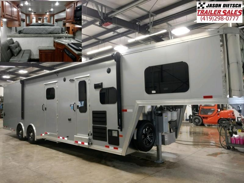 2020 Sundowner Trailers 8.5X38 Toy Hauler W/Living Quarters