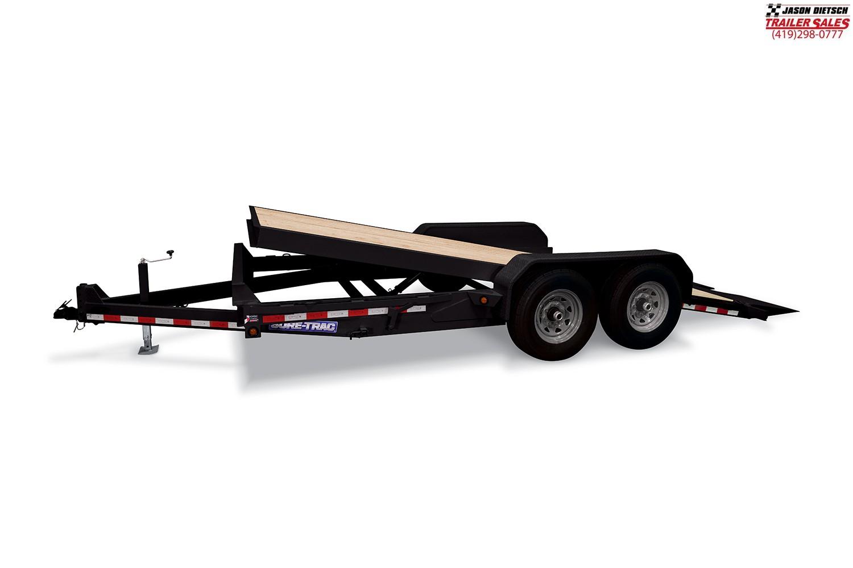 2020 Sure-Trac 14K 7x18 Tilt Bed Equipment Trailer