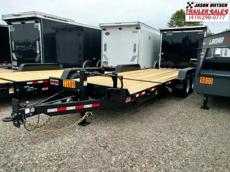 2020 Behnke 83X20 CHANNEL TILT TRAILER 20K....STOCK# BB-049824