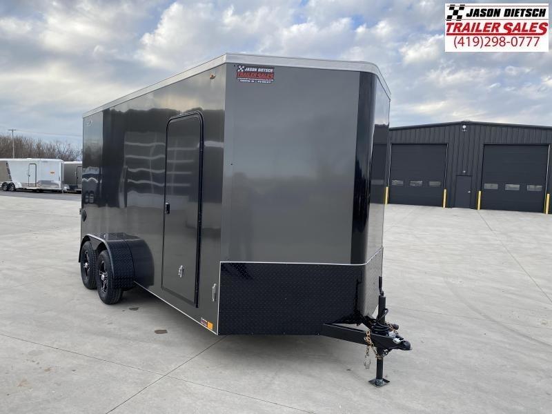 2020 Legend Manufacturing 7X18 STV Enclosed Cargo Trailer....STOCK# LG-317811