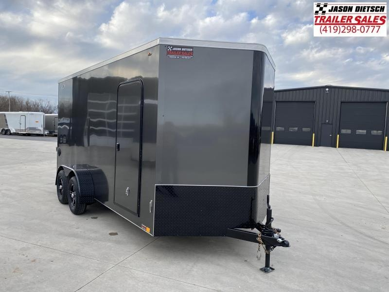 2020 Legend Manufacturing 7X18 STV Enclosed Cargo Trailer....STOCK# LG-317811