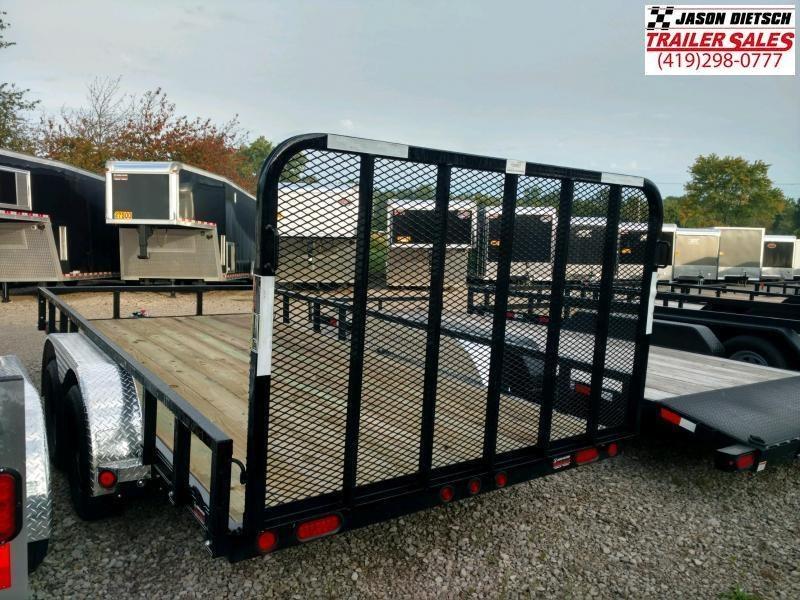2020 Load Trail 83x16 Equipment Trailer